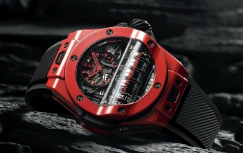 Hublot Big Bang MP-11 Red Magic - cover 2