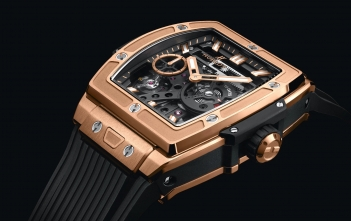 Hublot Spirit of Big Bang Meca 10 - cover