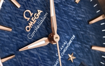 Omega Colección Constellation Men 2019 Cover