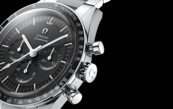 Omega Speedmaster Moonwatch 321 Stainless Steel.