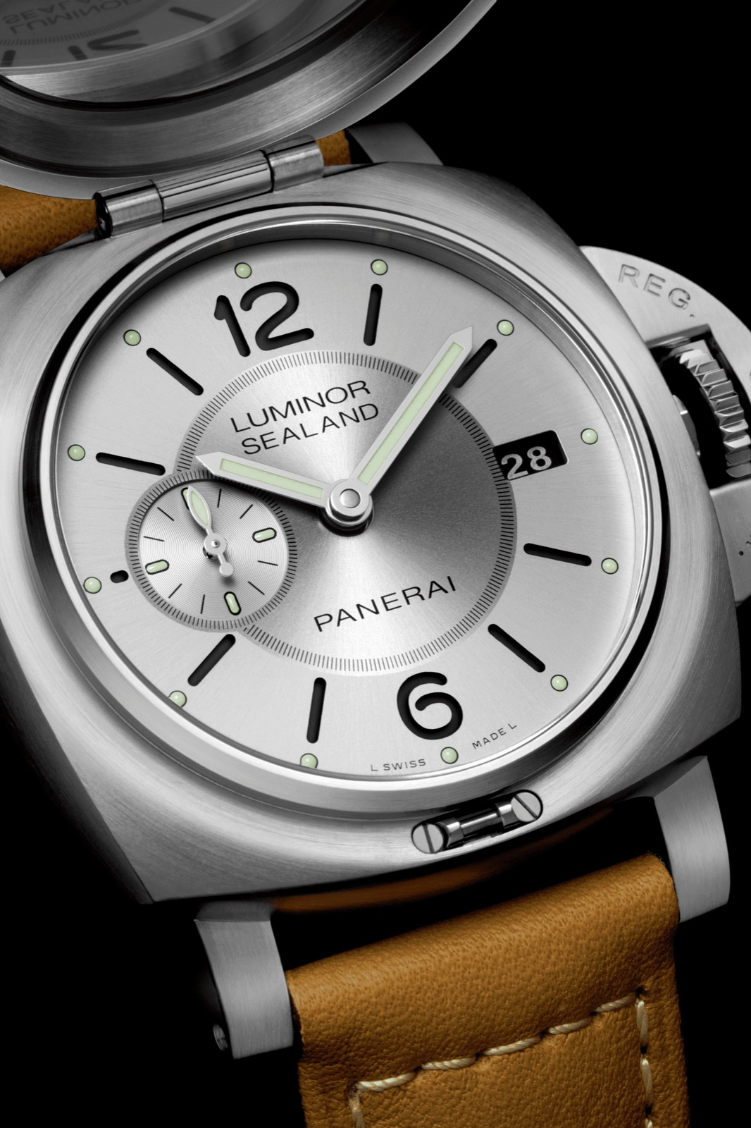 Panerai Luminor Sealand Year of The Rat