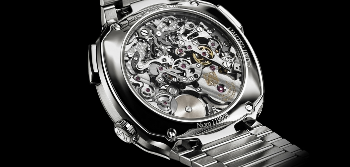 H. Moser & Cie. Streamliner Flyback Chronograph Automatic (2ª parte)