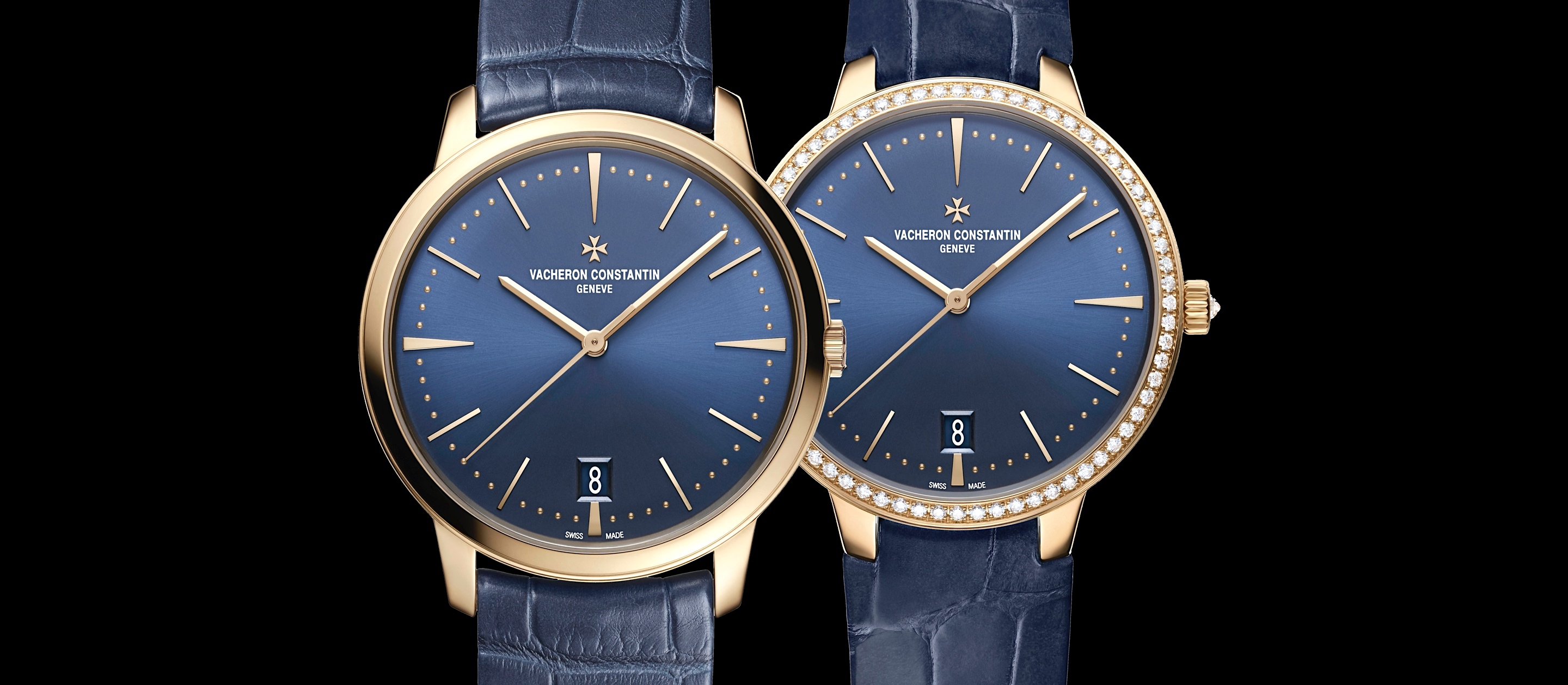 Vacheron Constantin Patrimony Automatic Midnight Blue - cover