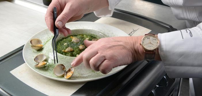 Blancpain se asocia con la Guía gastronómica Michelin