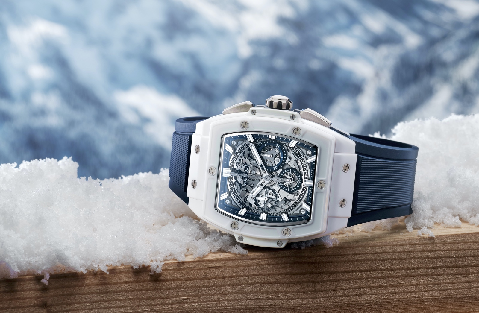 Boutique Hublot de Aspen - Spirit of Big Bang Special Edition Rockies