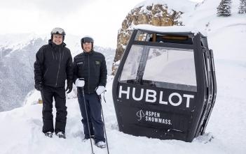 Boutique Hublot de Aspen - cover