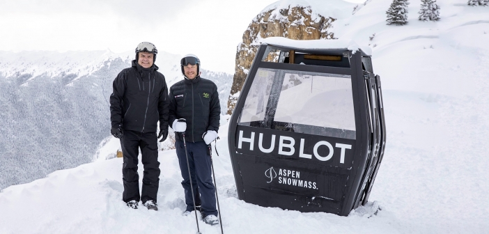 Se inaugura la Boutique Hublot de Aspen