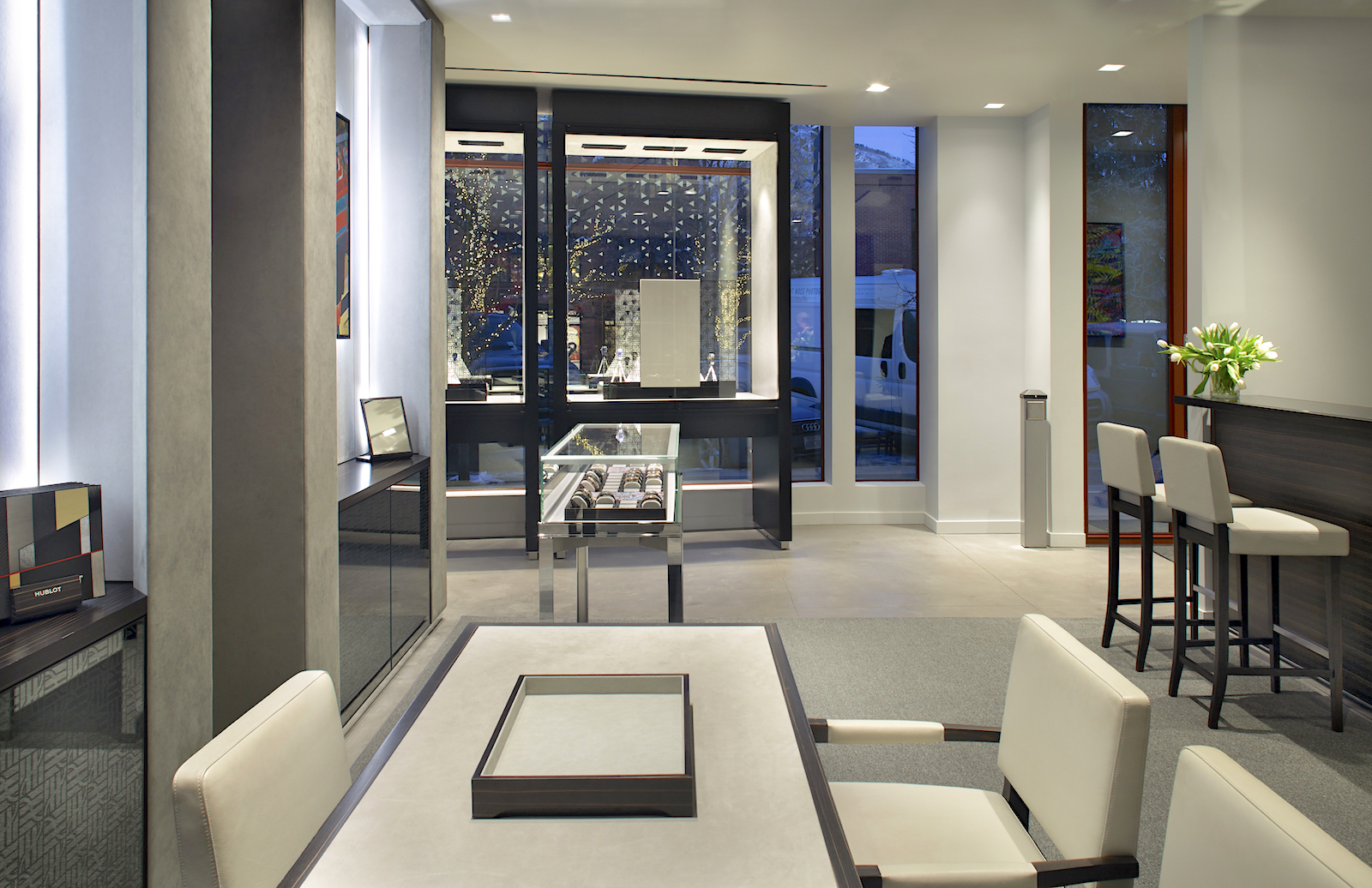 Boutique Hublot de Aspen - interior 2