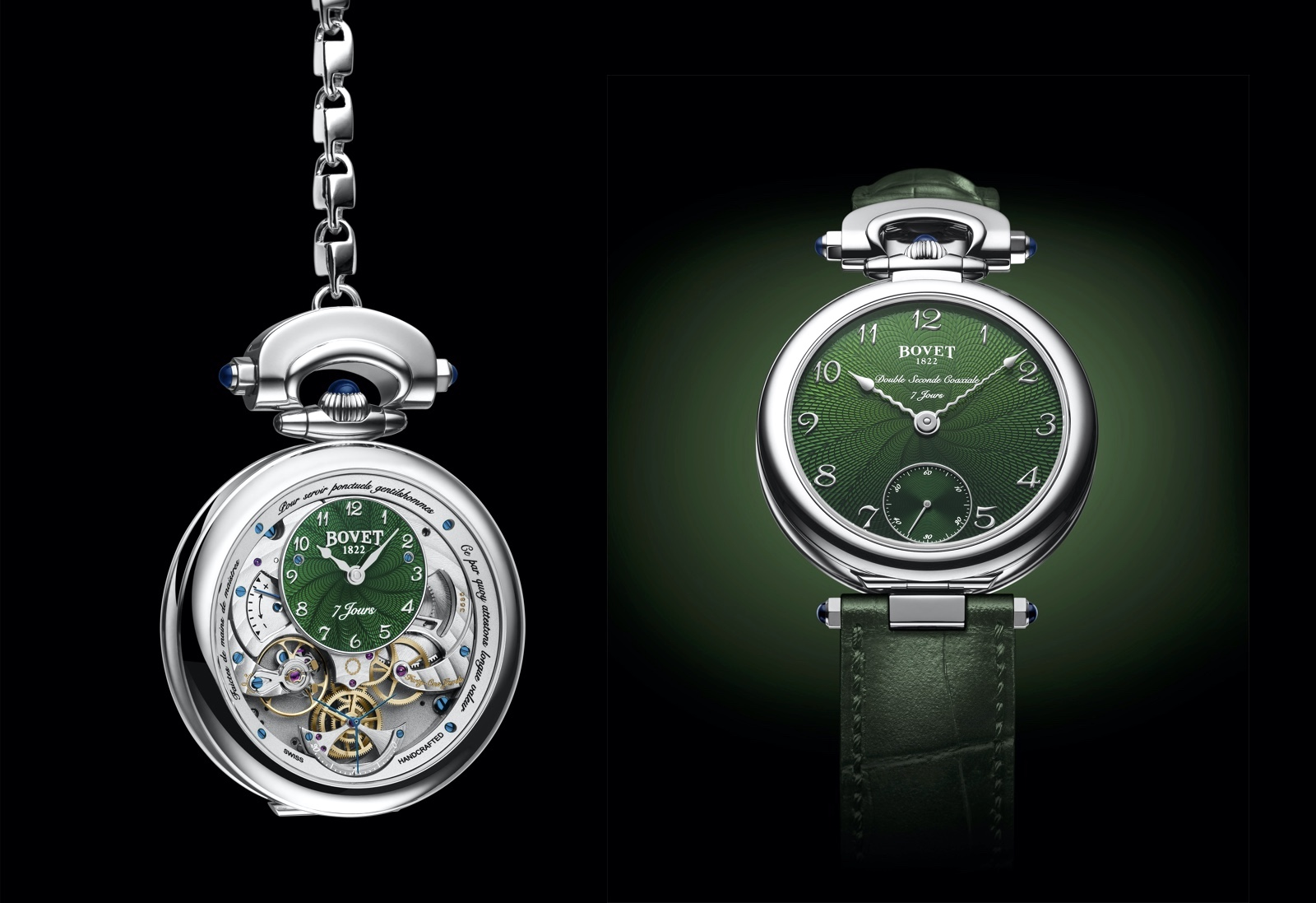 Bovet 1822 Amadeo Fleurier 43 Monsieur Bovet Views
