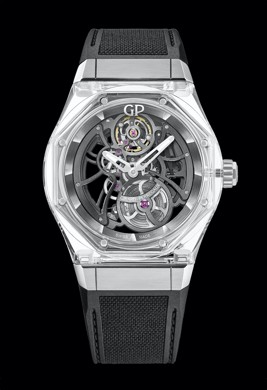 Girard-Perregaux Laureato Absolute Light - front