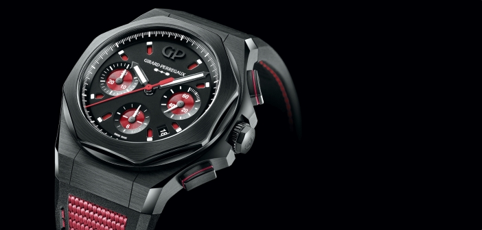Girard-Perregaux Laureato Absolute Passion.
