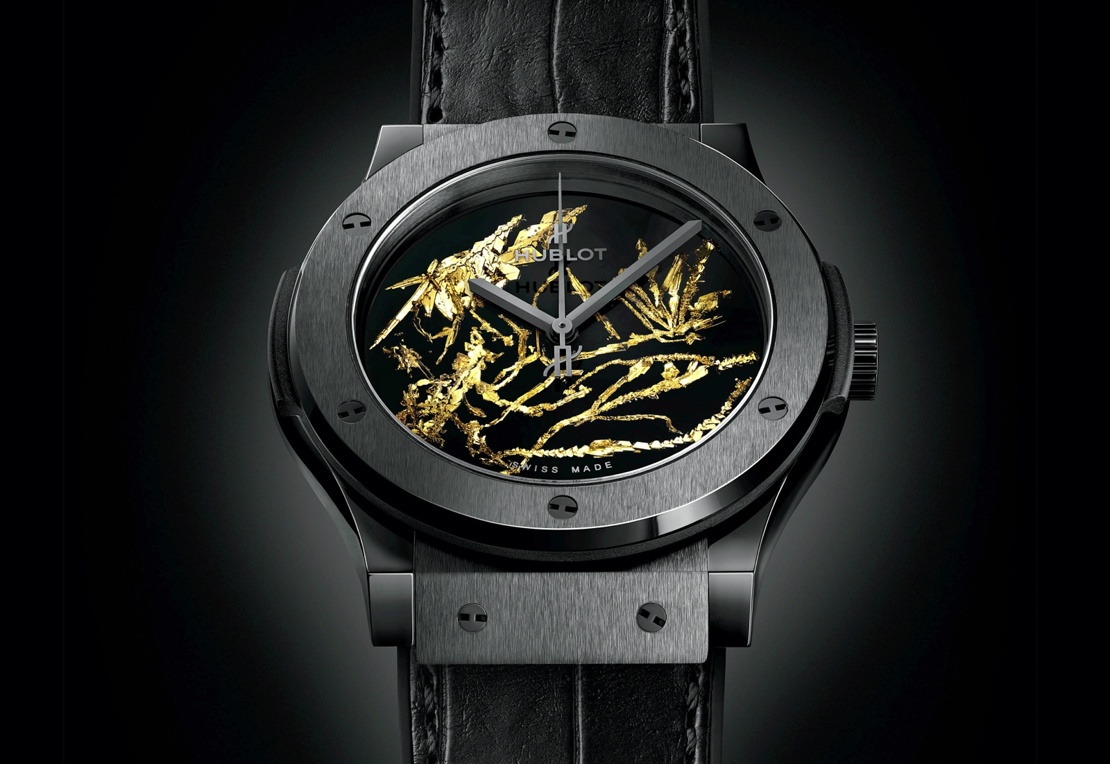Classic Fusion Crystal d'OR 45mm