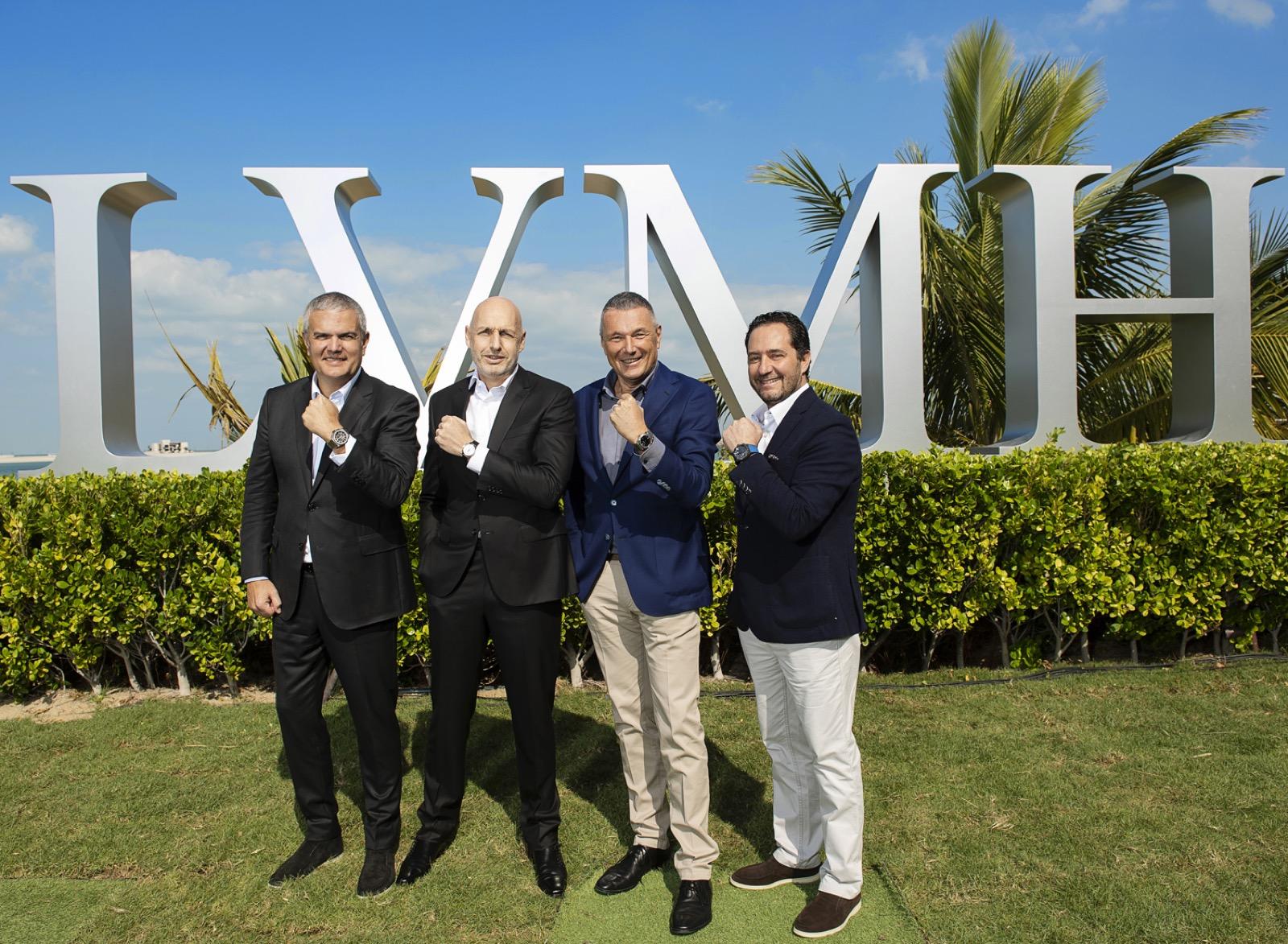LVMH-Watch-Week-2020-Ricardo-Guadalupe-Stephane-Bianchi-Jean-Christophe-Babin-Julien-Tornare