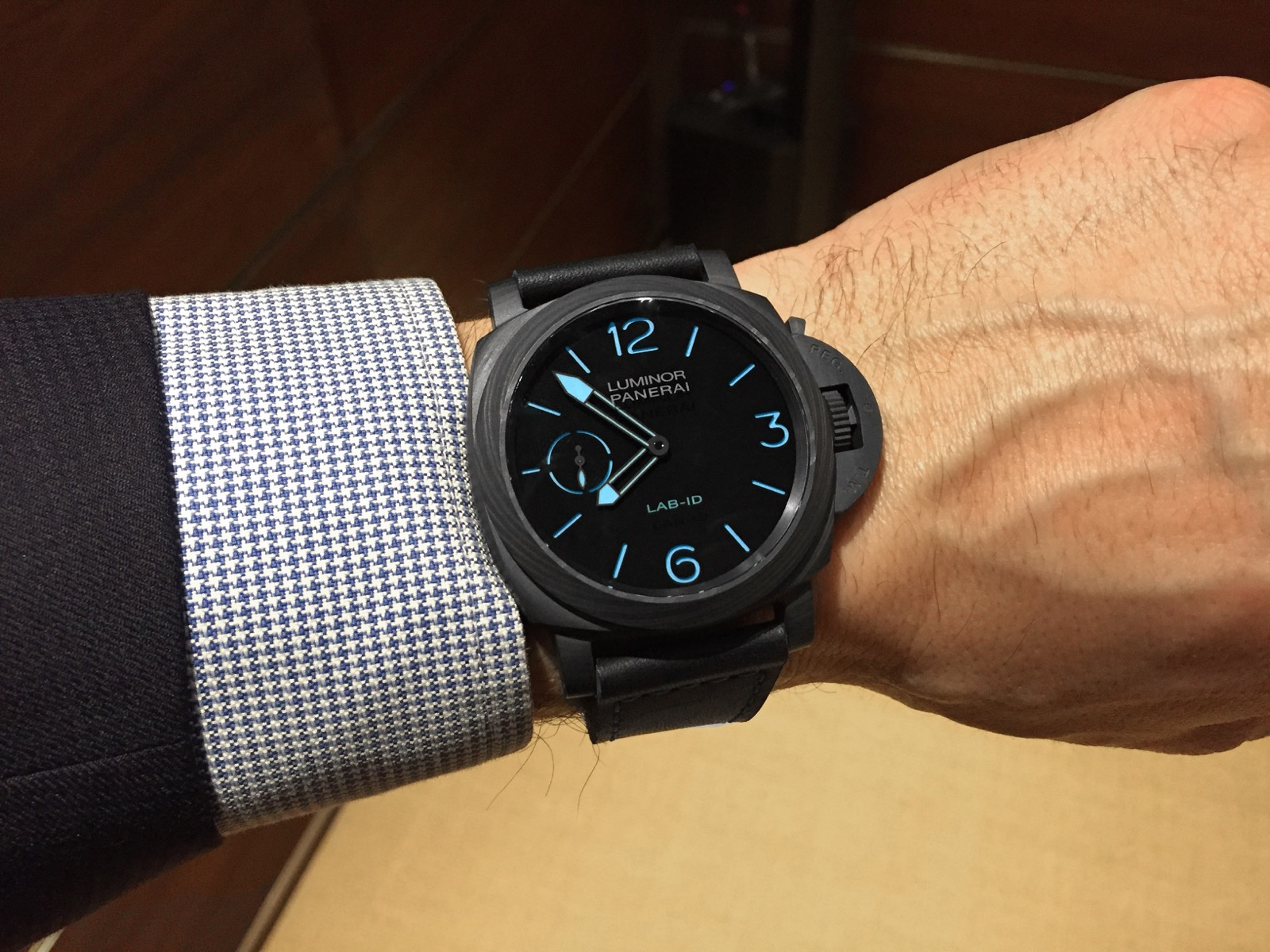 Panerai Luminor 1950 LAB-ID PAM700 (2017)