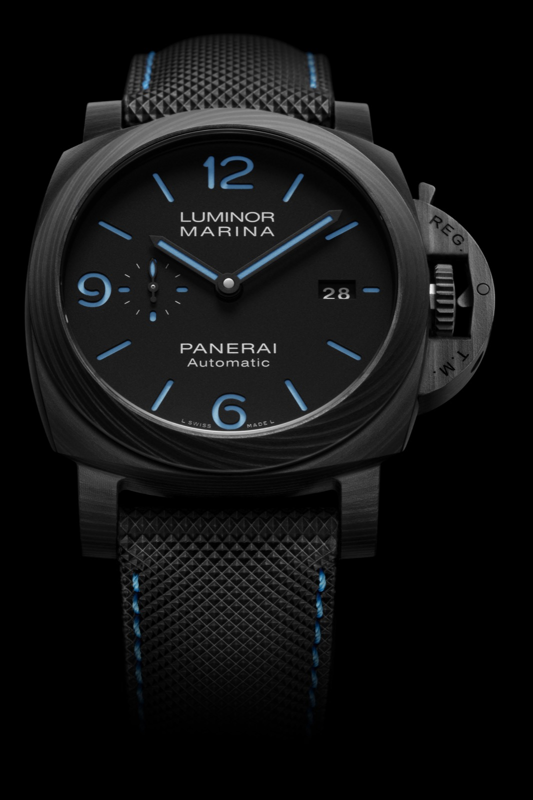 Panerai Luminor Marina Carbotech PAM 1661