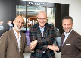 Phillips exhibirá en Baselworld 2020