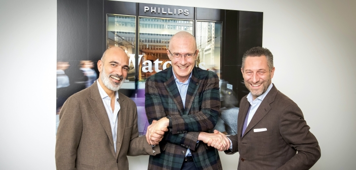 Phillips exhibirá en Baselworld 2020