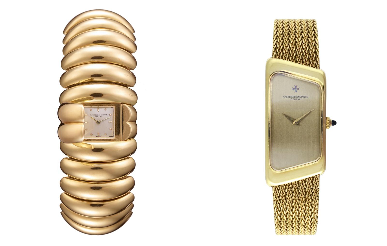 Vacheron Constantin - reloj brazalete (1946) - 1972 (1976)