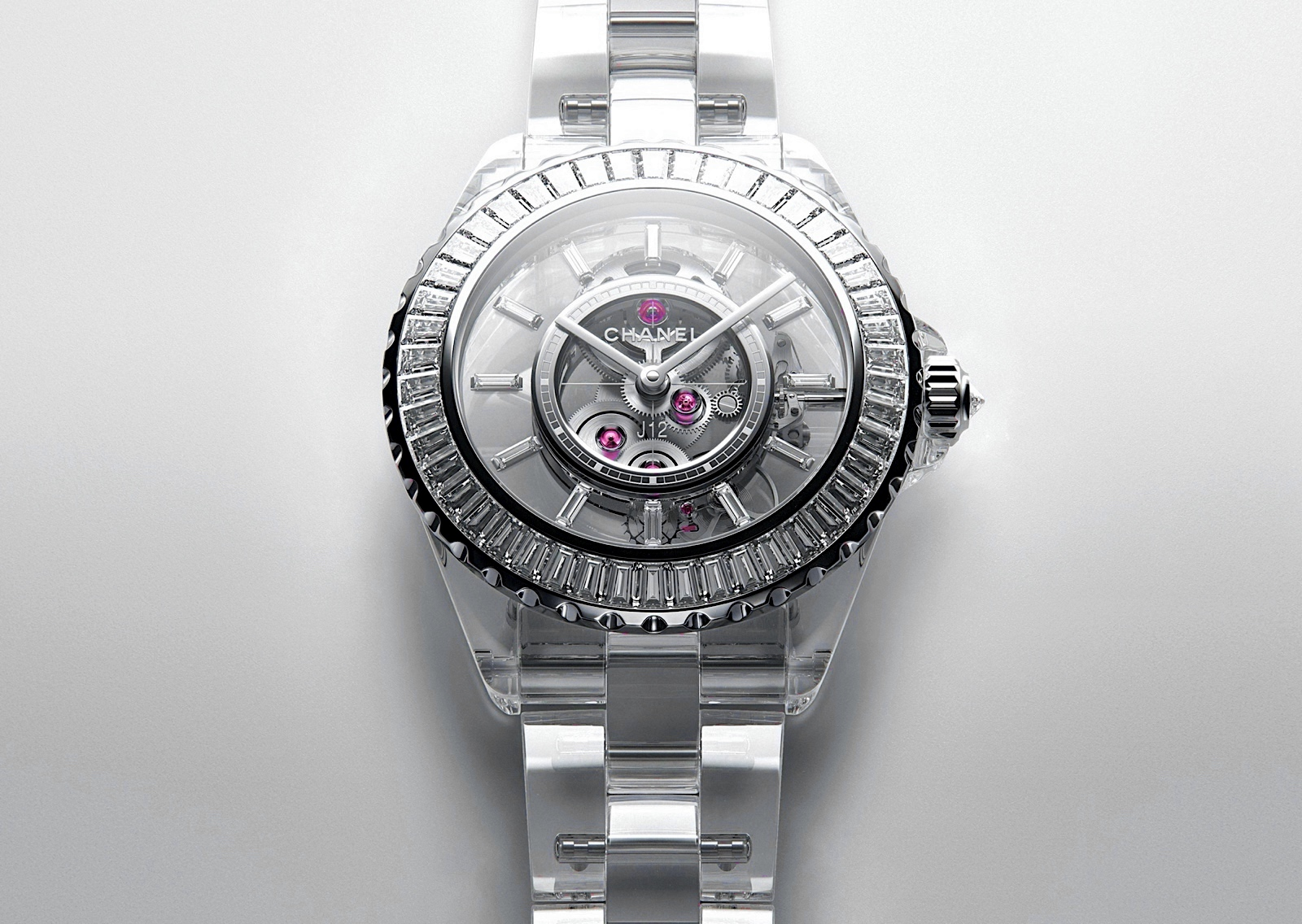 Chanel J12 X-RAY