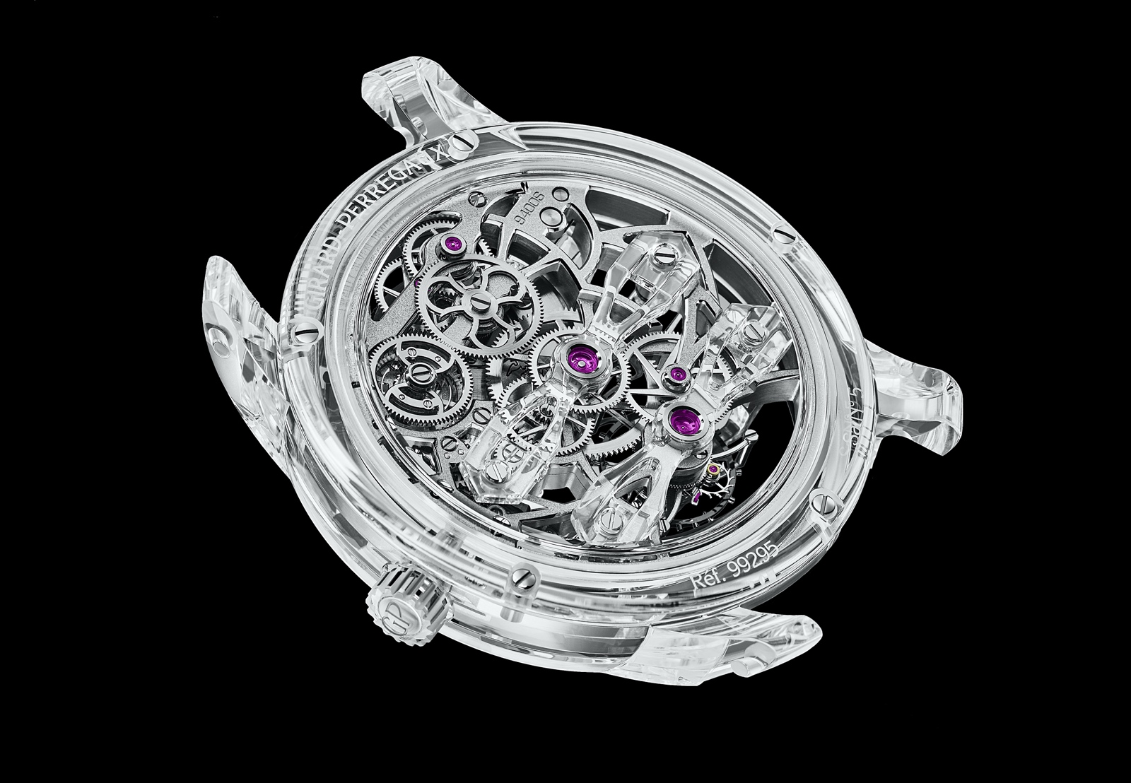 Girard-Perregaux Quasar Light - calibre