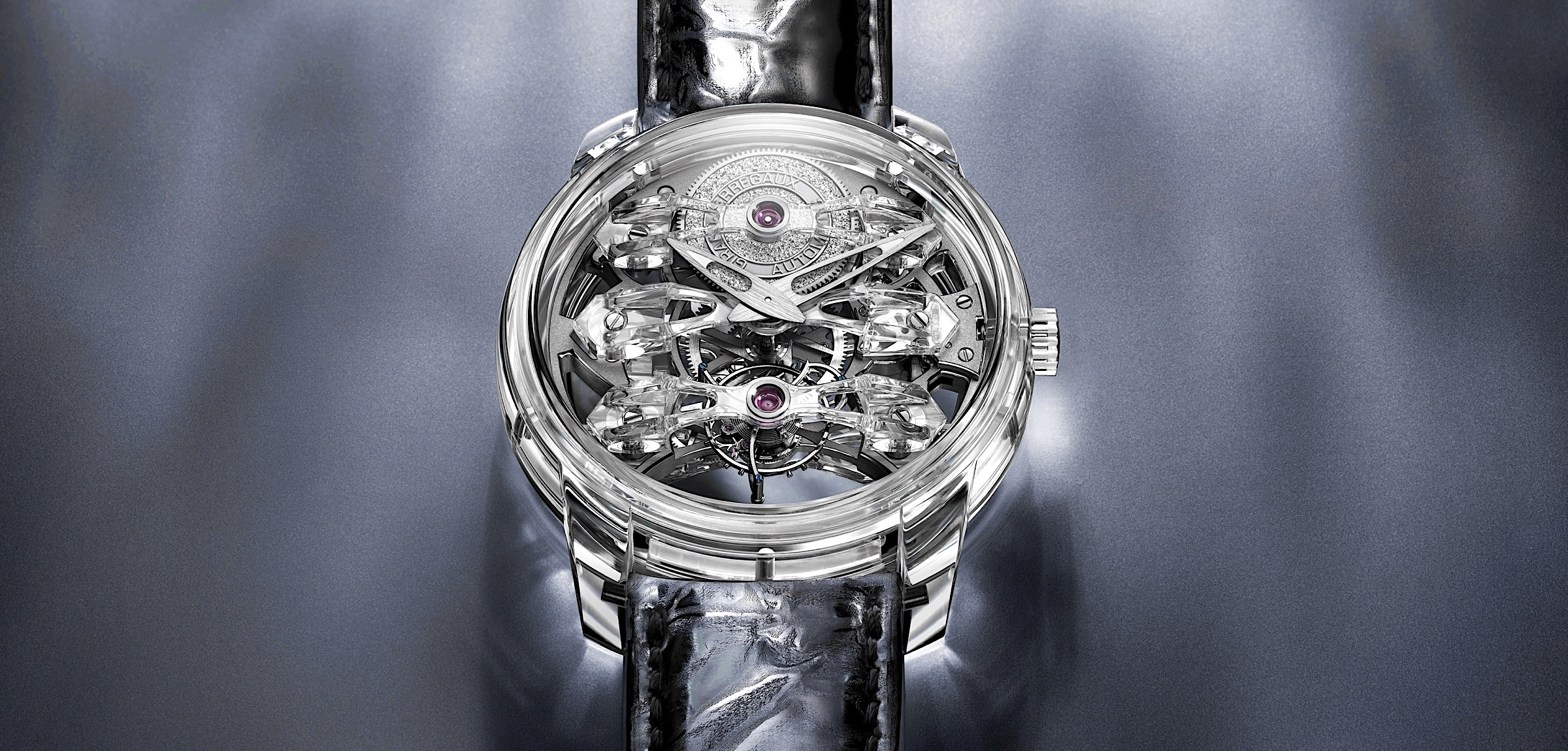 Girard-Perregaux Quasar Light - cover