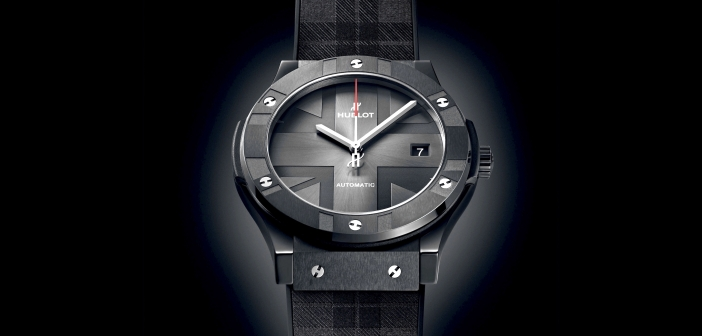 Hublot Classic Fusion Special Edition «London»