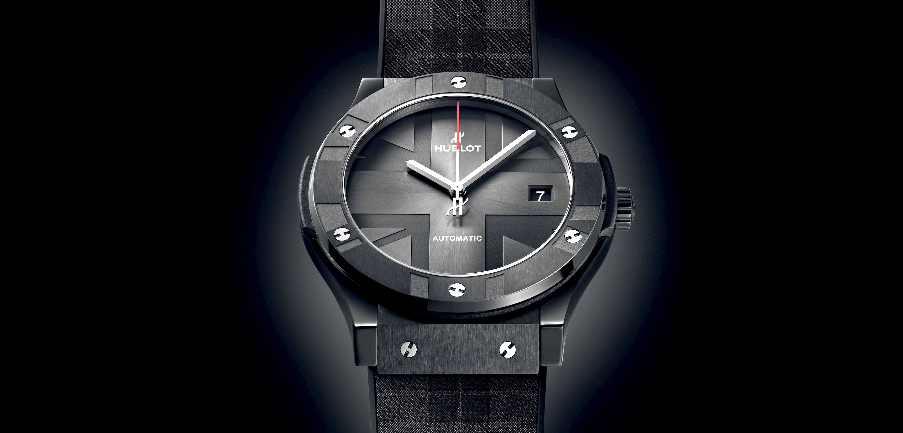Hublot Classic Fusion Special Edition 'London' - cover