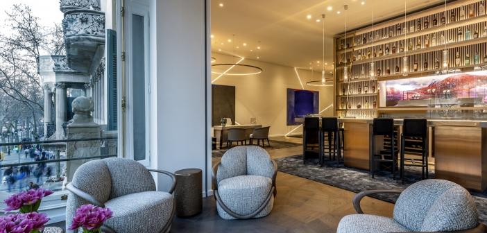 Audemars Piguet abre una nueva AP House en Barcelona