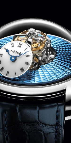 MB&F presenta los Legacy Machine FlyingT 2020