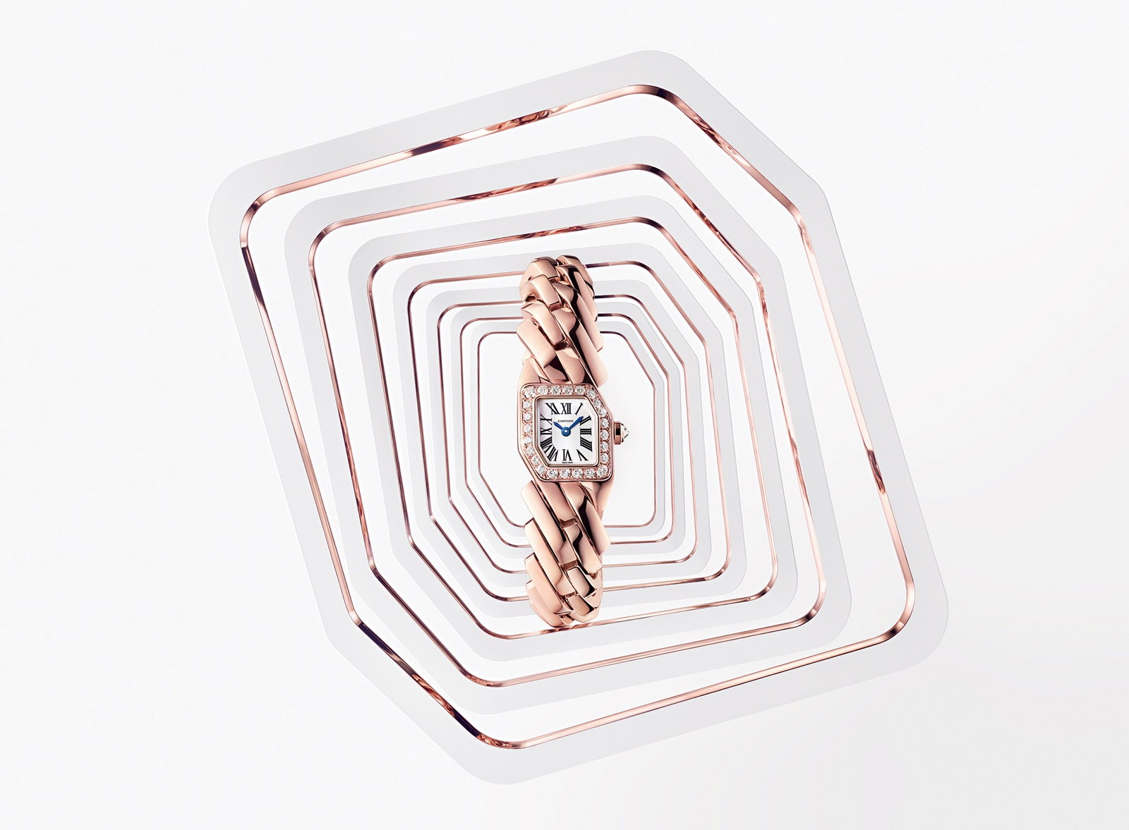 Maillon de Cartier - rose gold