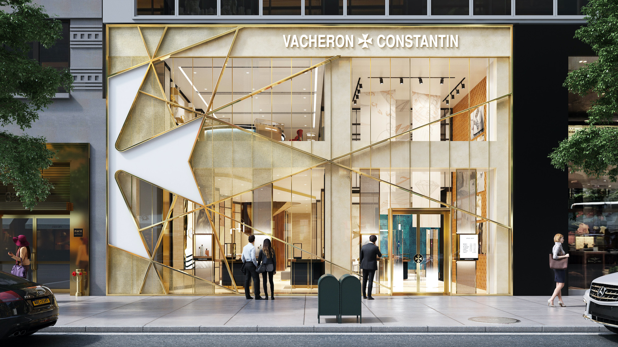 Nueva boutique Vacheron Constantin en Manhattan