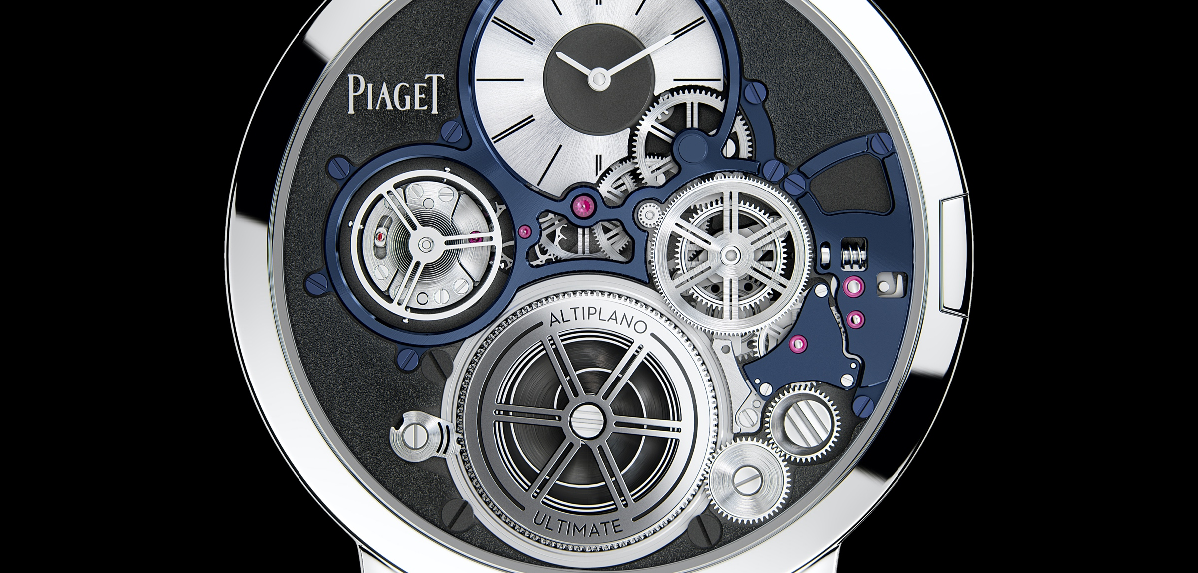 Piaget Altiplano Ultimate Concept - cover