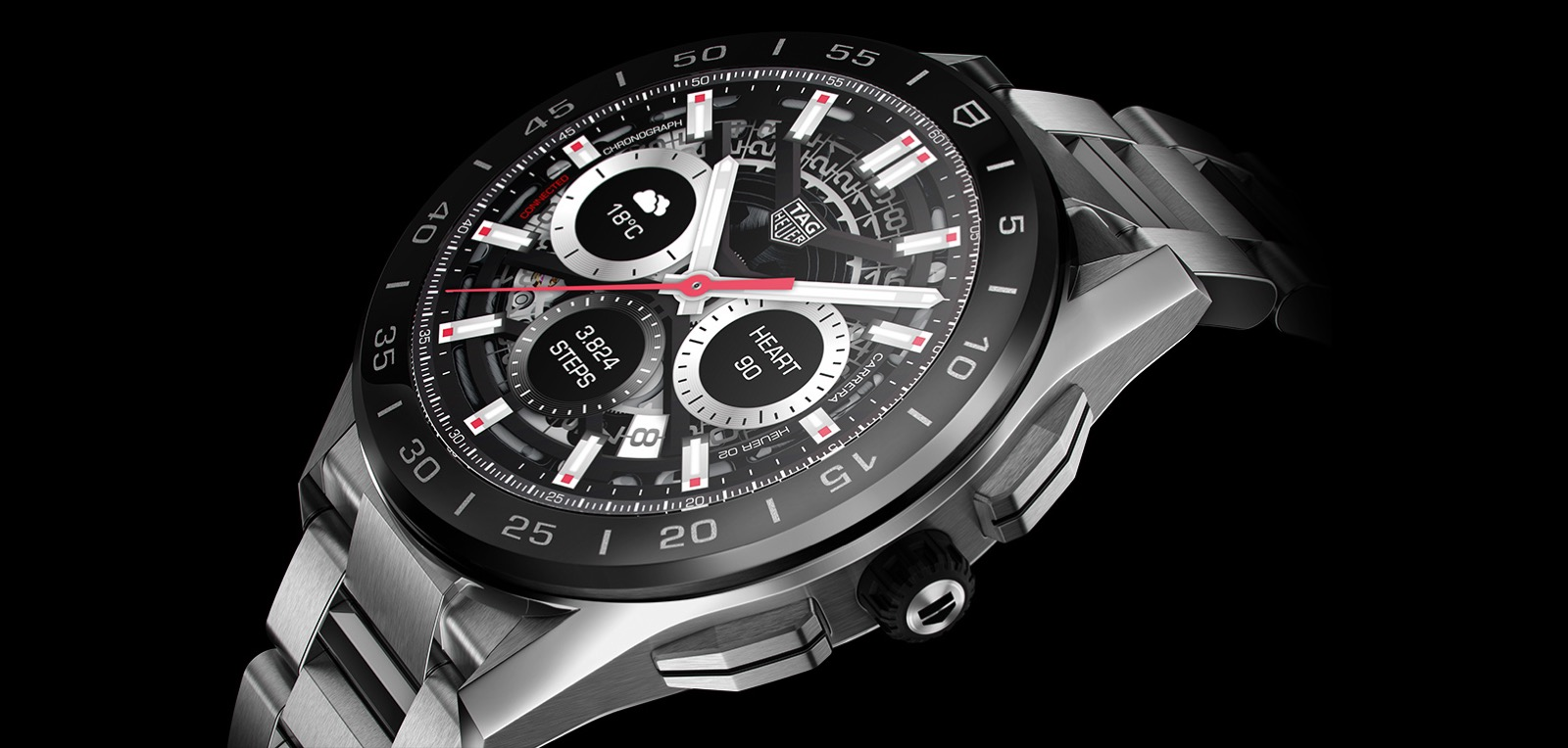 TAG Heuer Connected 2020-11