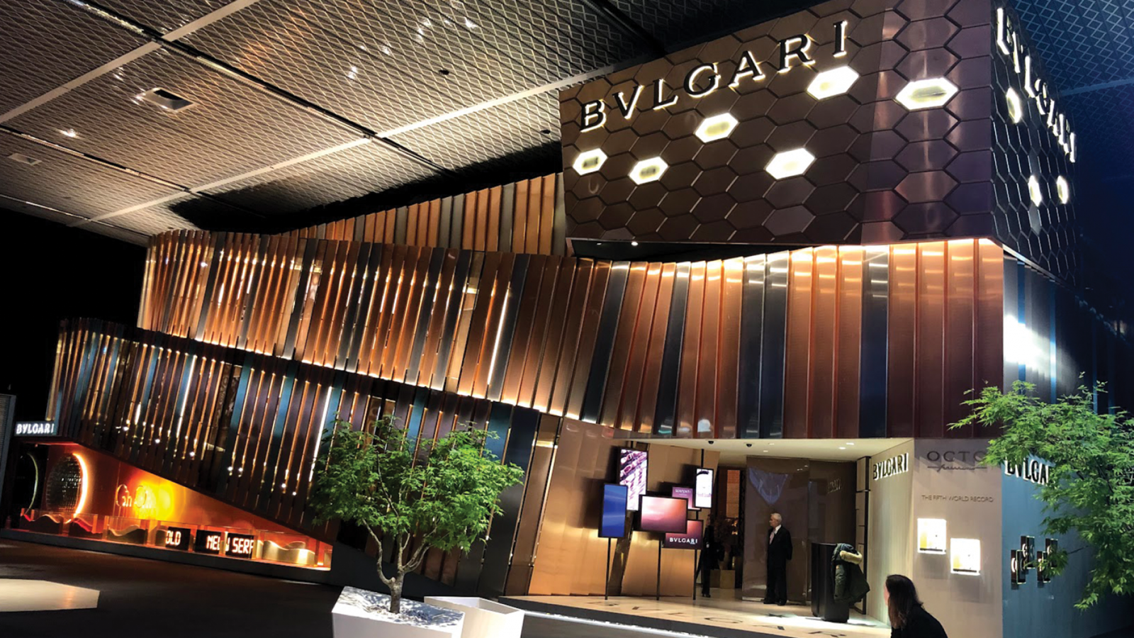 Baselworld Bulgari