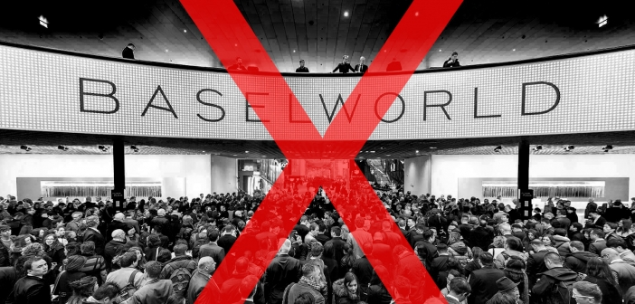 Estalla Baselworld !!! El fin de una era