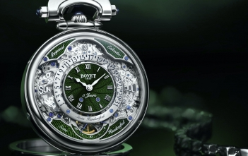 Bovet 1822 Virtuoso VII Cover