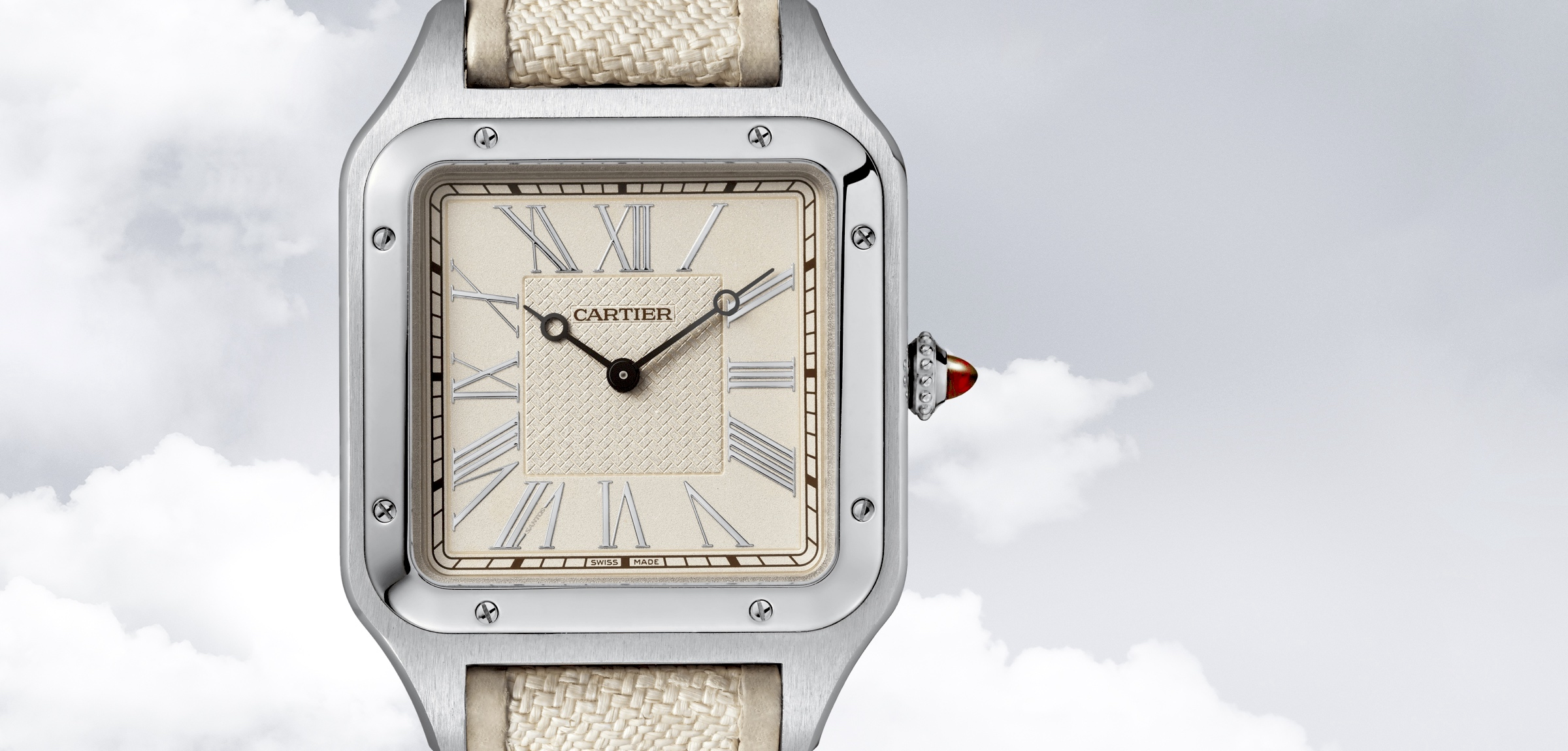 Cartier Santos-Dumont Limited-Editions - cover