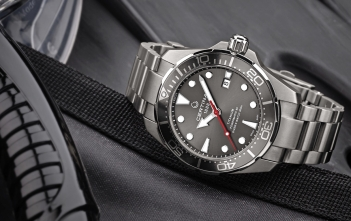 Certina DS Action Diver Titanium Cover