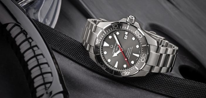 Certina DS Action Diver Titanium.