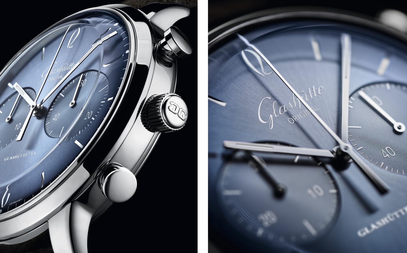 Glashütte Original Sixties Chronograph 2020 Details