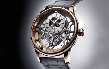 Jaquet Droz Grande Seconde Skelet-One 2020 - cover