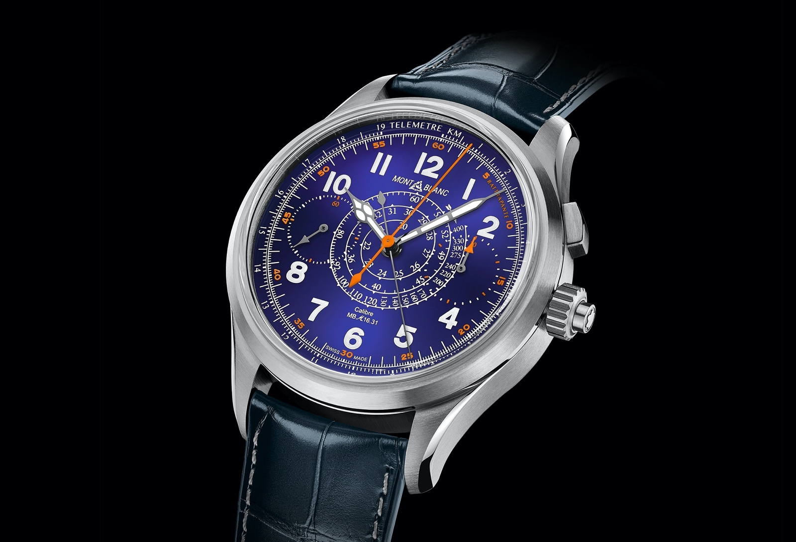 Montblanc en Watches & Wonders Geneva 2020 - 1858 Split Seconds