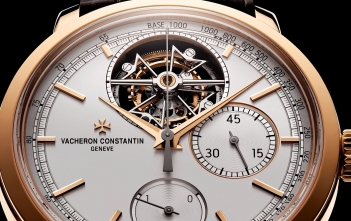 Vacheron Constantin Traditionnelle Tourbillon Chronograph - cover 2