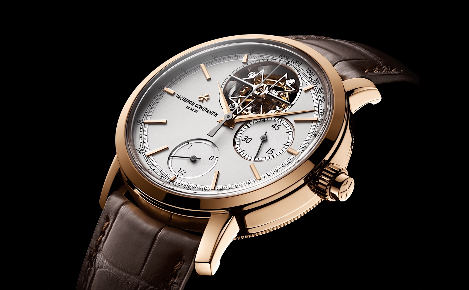 Vacheron Constantin Traditionnelle Tourbillon Chronograph - side
