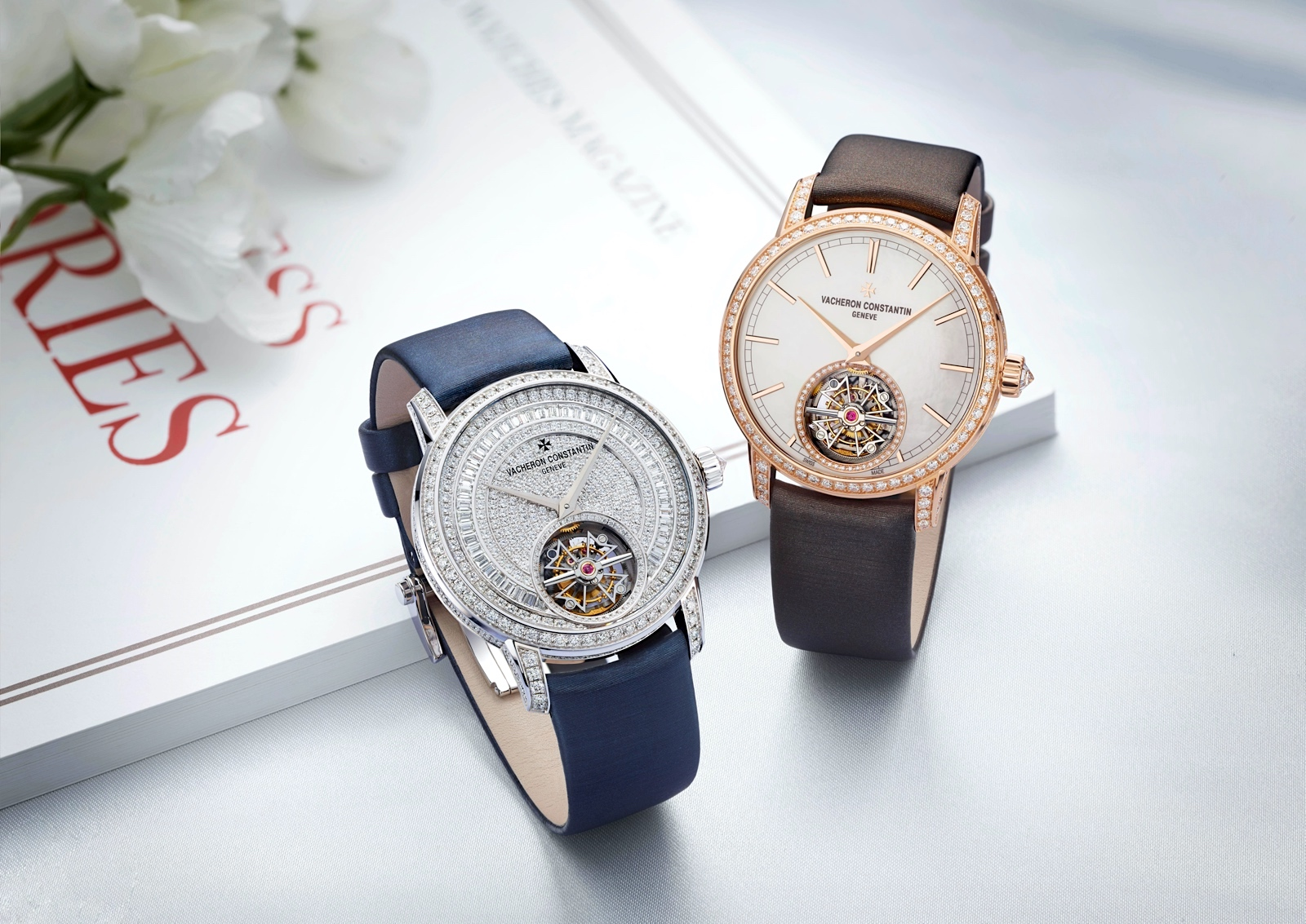 Vacheron Constantin Traditionnelle Tourbillon Lady