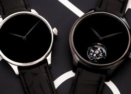 H. Moser & Cie. Vantablack Black Hands