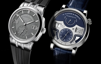 A. Lange & Söhne en Watches & Wonders Geneva 2020: Odysseus y Zeitwerk Minute Repeater