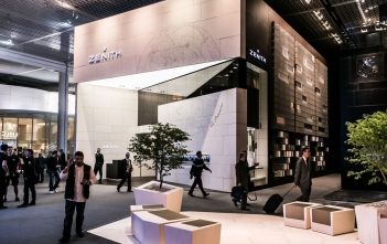 Stand Zenith Baselworld