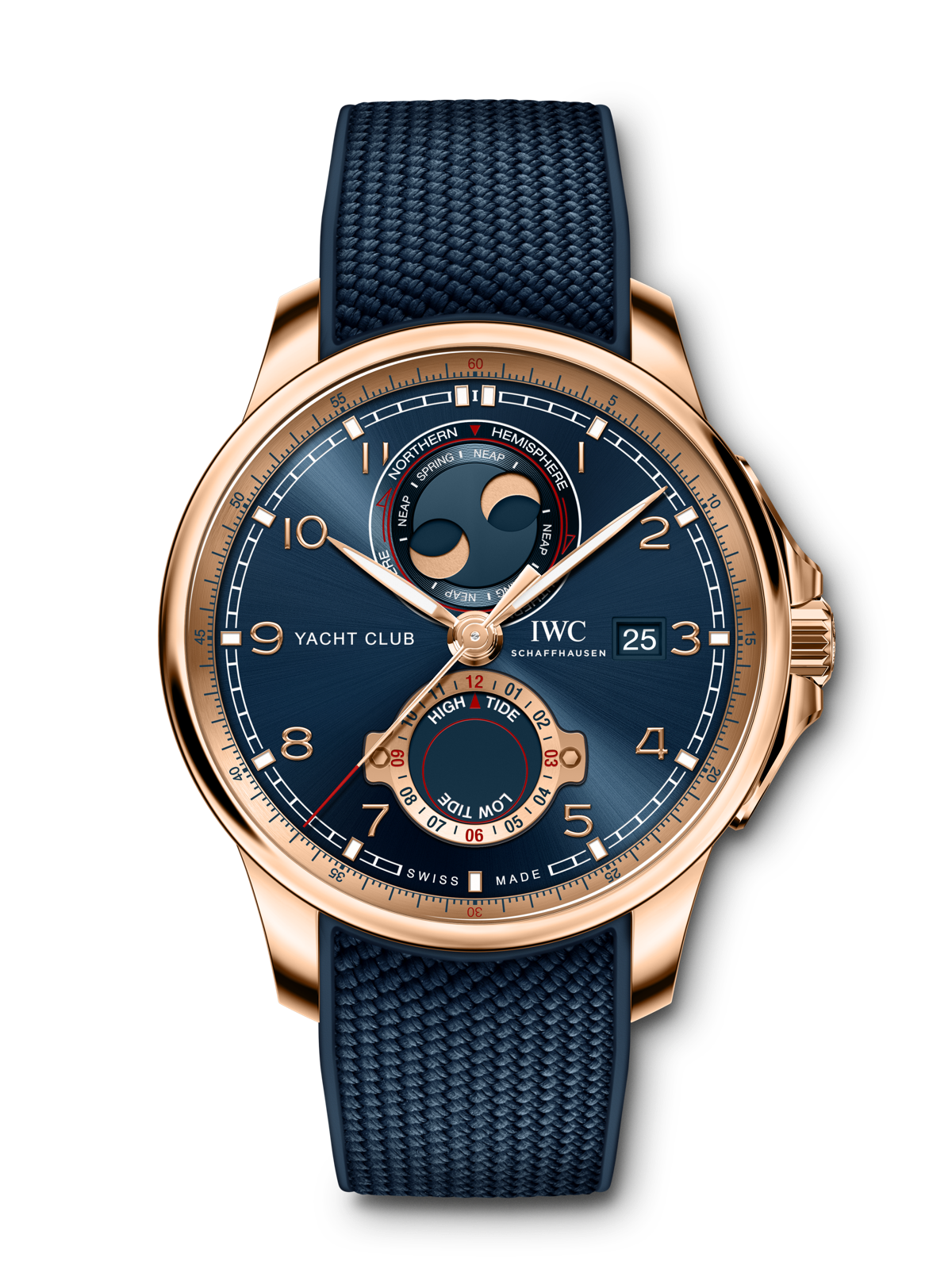 Portugieser moon and Tide - Ref. 344001