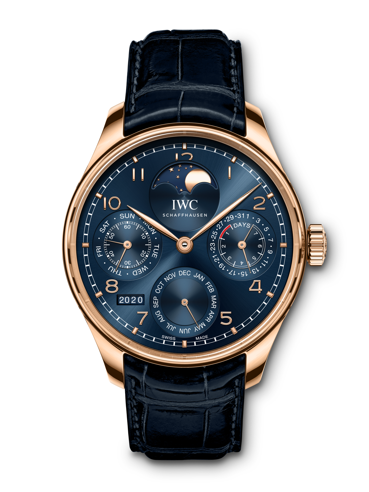 Portugieser Perpetual Calendar 44 mm Boutique Edition- Ref. 503312